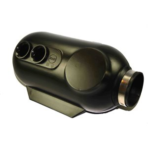 RLV 2-cycle intake silencer / airbox