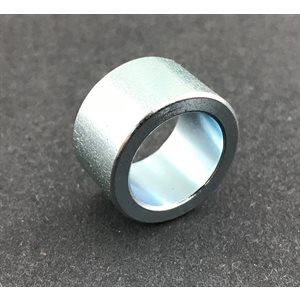 """Spindle spacer, 5 / 8"""" (1 / 2"""") steel"""