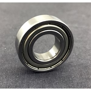 Front wheel bearing, 15mm ID - 35mm OD