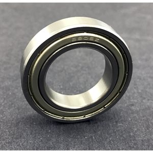 Front wheel bearing, 25mm ID - 42mm OD