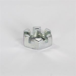 Slotted hex nut, 5 / 8-18