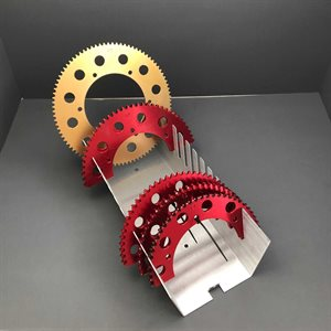 Sprocket holder, 12-slot