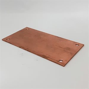 Copper Spacer Plate for 4 Cycle