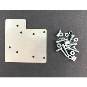 Animal / 206 throttle linkage & fuel pump mounting plate