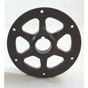 "Pit Parts 1"" sprocket hub (black)"