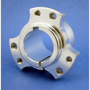"Rear wheel hub, 1-1 / 4"" (includes hardware)"