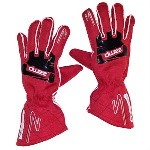 ZR-50 Race Gloves Red