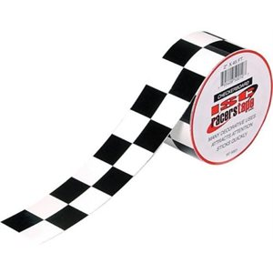 "Racer's Tape, Checkerboard 2"" x 45'"