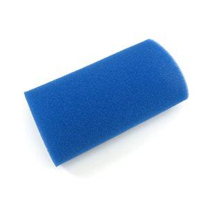 "Prefilter, foam 3-1 / 2"" x 8"" (blue) 50 ppi"
