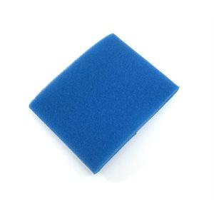 """Prefilter, foam 4-1 / 2"""" x 5"""" (blue)"""