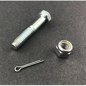 "3 / 8"" x 2"" hex bolt - tie rod"