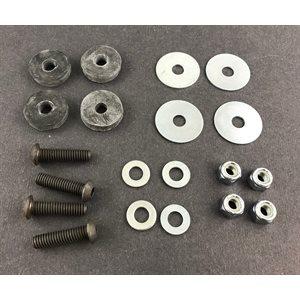 Seat bolt kit