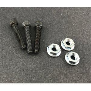 """Wheel bolt kit - 1 / 4"""""""