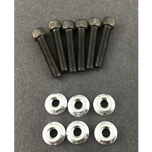 Sprocket hub bolt kit