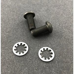 Chain guard bolt kit (metric)