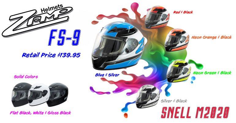 FS9-Helmets